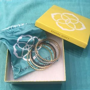 Kendra Scott Bangle Set